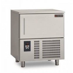 Gemm Blast Chiller 18-11kg Shock Freezer 18/11kg 5 Trays Basic