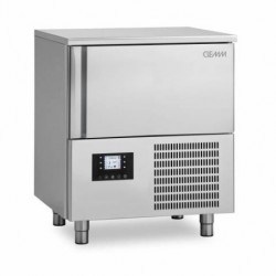 Gemm Blast Chiller 26-16kg Shock Freezer - 5 Trays GN 1/1 Top