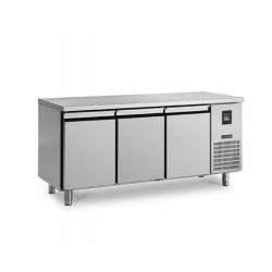 Gemm 3 Door Bakery Freezer Counter