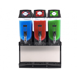 SPM Frosty 3 Triple Canister Slush Maker