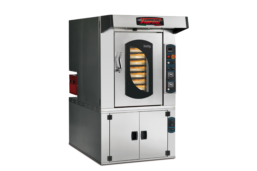 Commercial Bakery Ovens