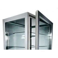 Sagi Chocolate Display Cabinet Luxor KC8Q