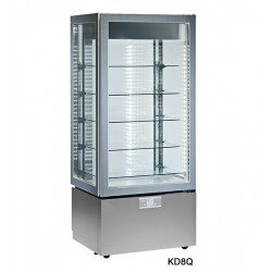 Sagi Upright Ice Cream Ventilated Display Luxor