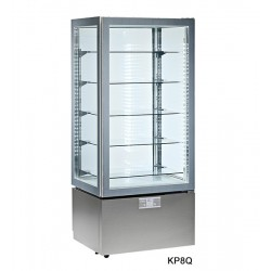 Sagi Spa Luxor Upright Pastry Display KP8Q