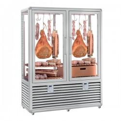 Silfer Upright Meat Display Double Door