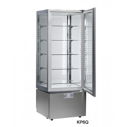 Sagi Spa Luxor Slim Upright Pastry Display KP6Q
