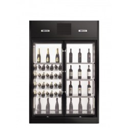 Gemm Brera Double Door H222cm Wine Cabinet Fridge