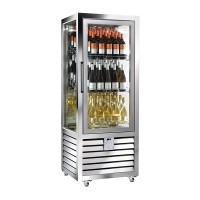 Silfer Quadro Wine Display Fridge QVN450