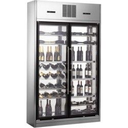Gemm Brera Double Door H226cm Wine Cabinet Fridge
